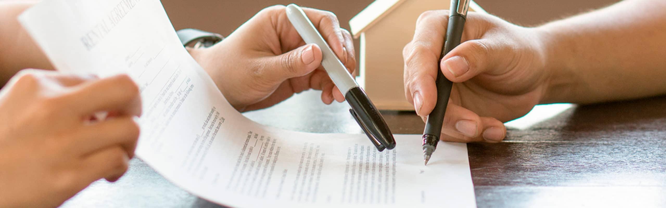 Descubre el contrato de arras y qué debes tener en cuenta antes de firmar uno