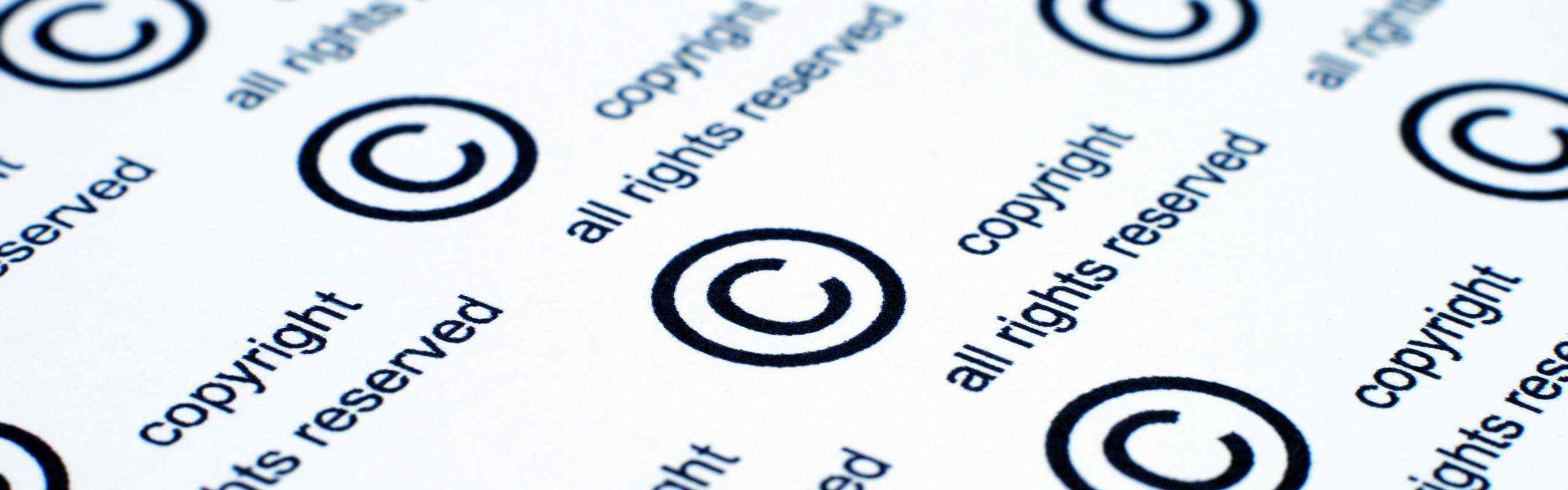 Cómo funciona el copyright