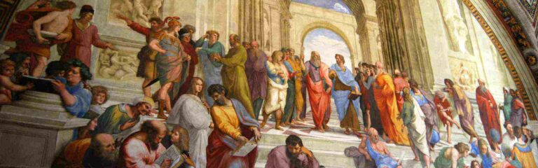 Aprende cómo es la ética clásica de Platón y Aristóteles