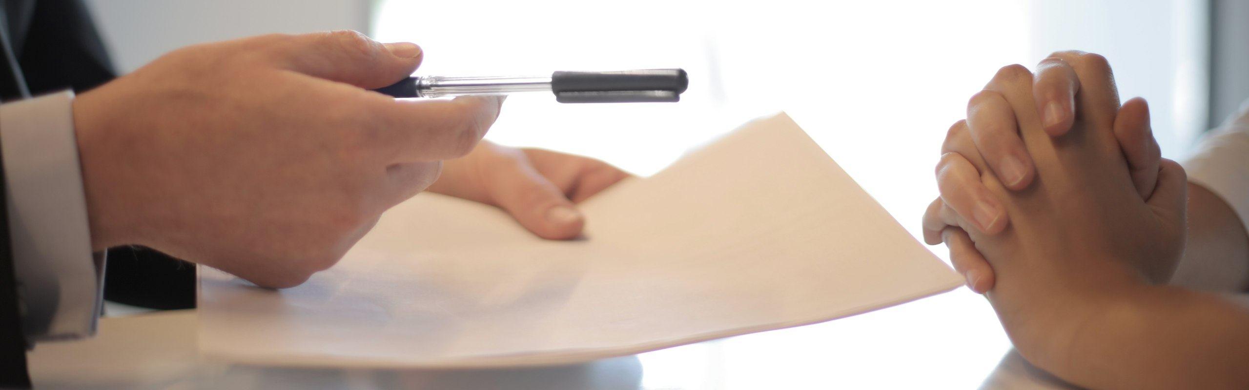 Aprende qué tipos de contrato laboral existen en el mercado